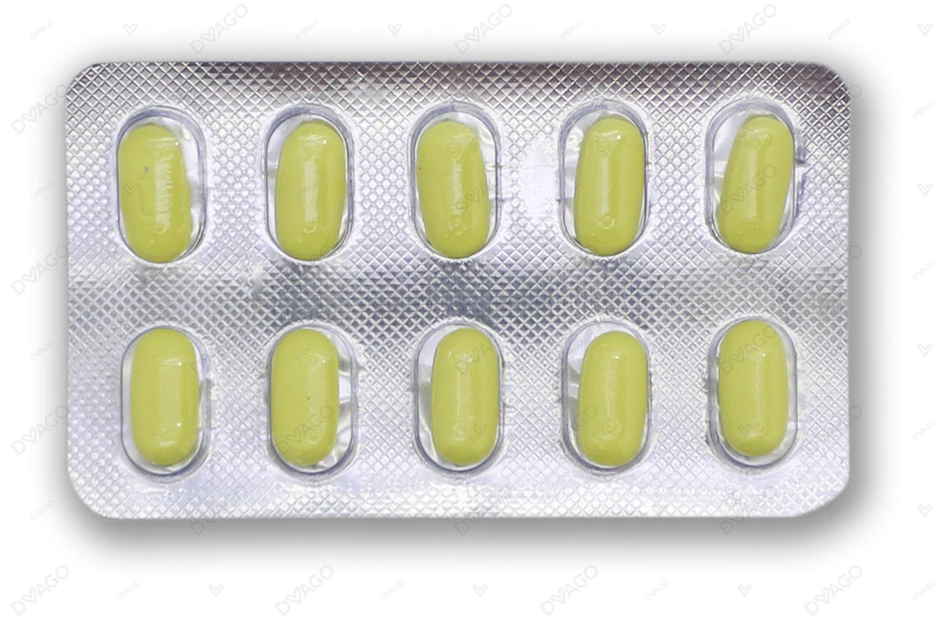Urixin Tablets 10X10's