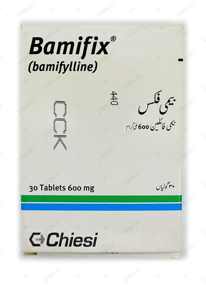 Bamifix Tablets 3X10's