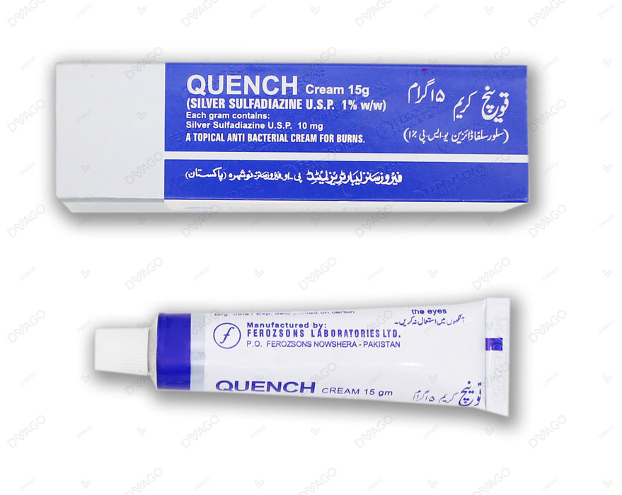 Quench Cream 15g