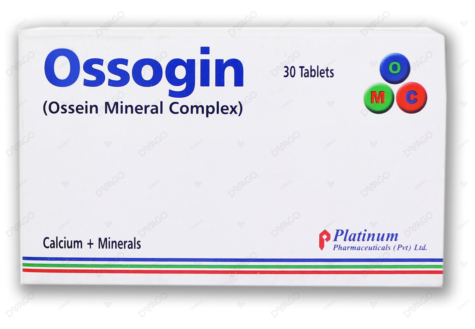 Ossogin Tablets 30's