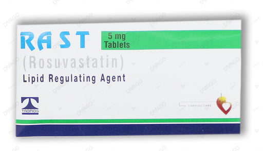 Rast Tablets 5mg 10's