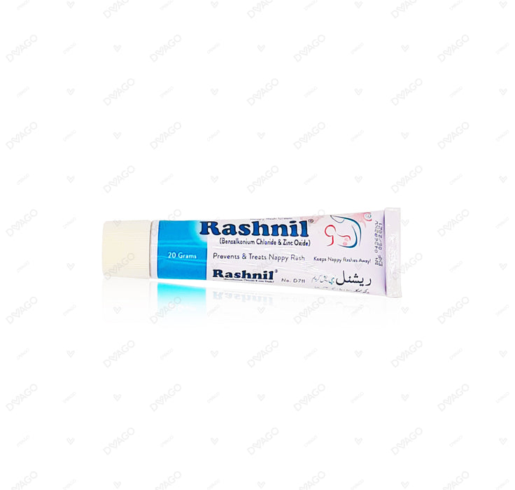 Rashnil Cream 20gm