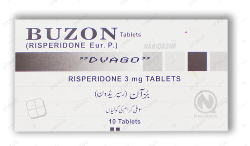 Buzon Tablets 3mg 10's