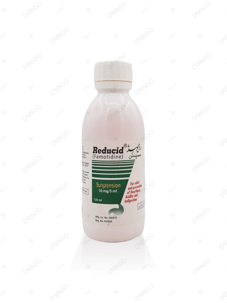 Reducid Susp 120 ml