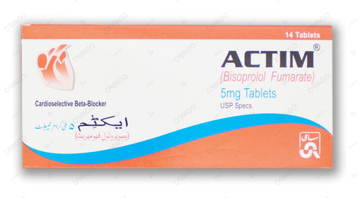 Actim Tablets 5mg 14's