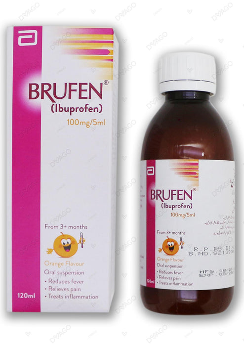 Brufen Suspension 90ml