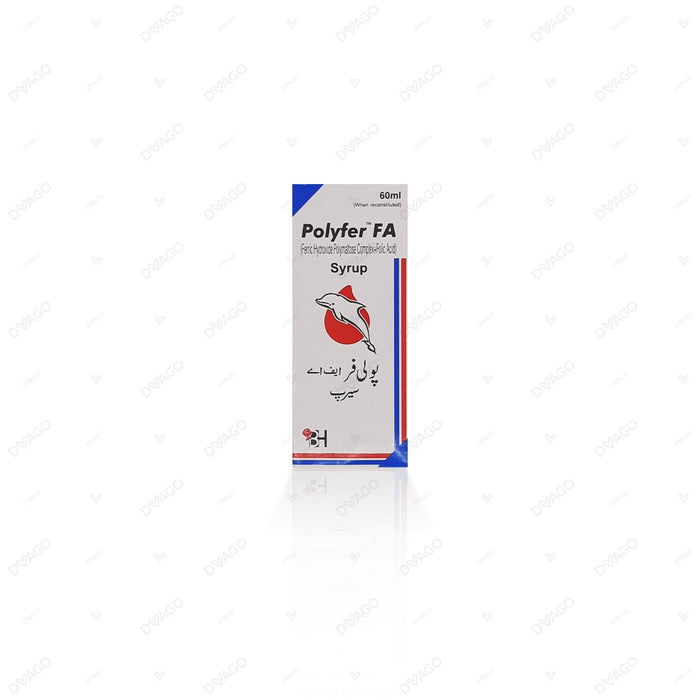 Polyfer Fa Syrup 60ml