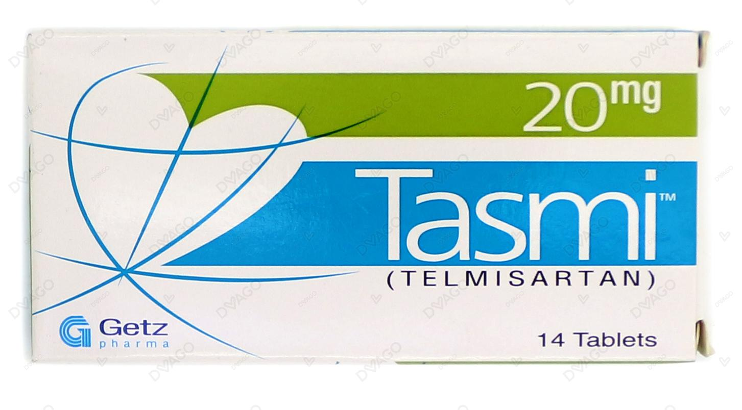 Tasmi Tablets 20mg 14's