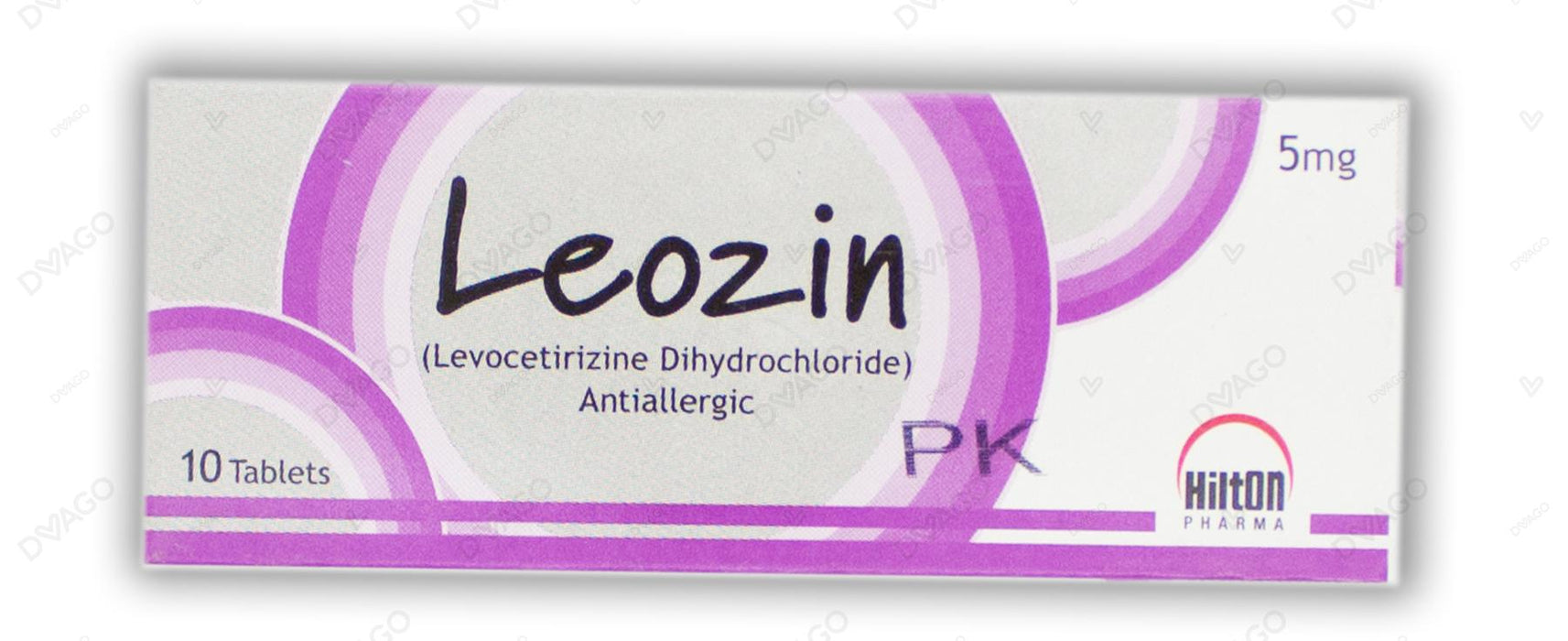 Leozin Tablets 5mg 10's