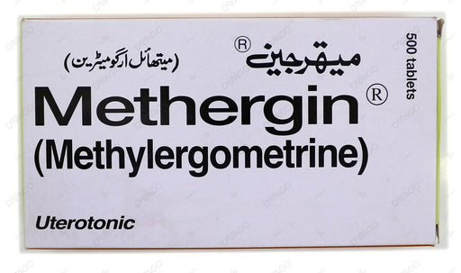 Methergine Tablets 500's