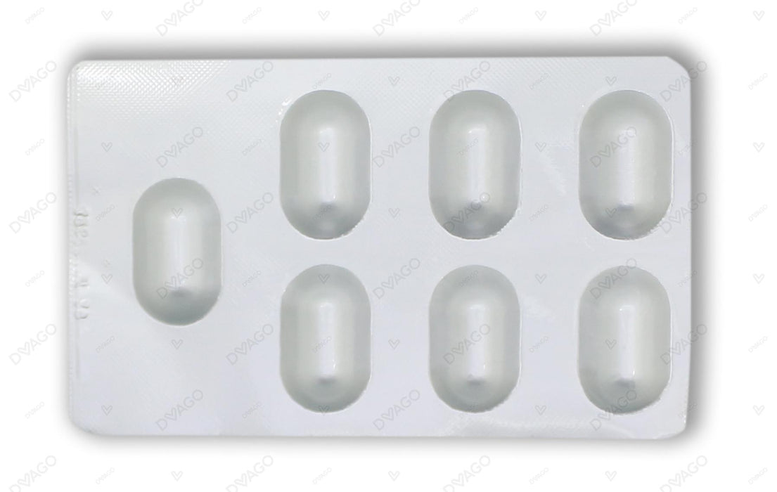 Gocid Capsules 20mg 14's