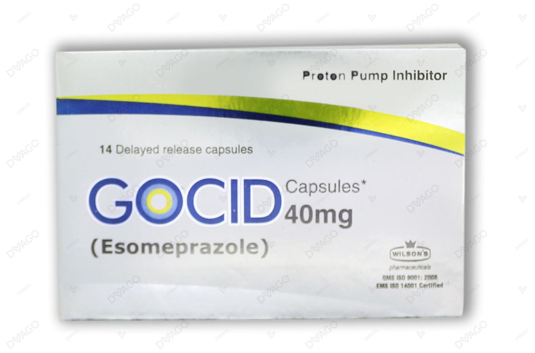 Gocid Capsules 40mg 14's
