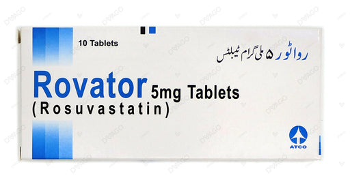 Rovator Tablets 5mg 10's