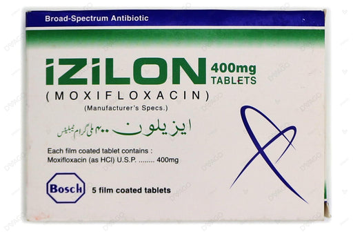 Izilon Tablets 400mg 5's