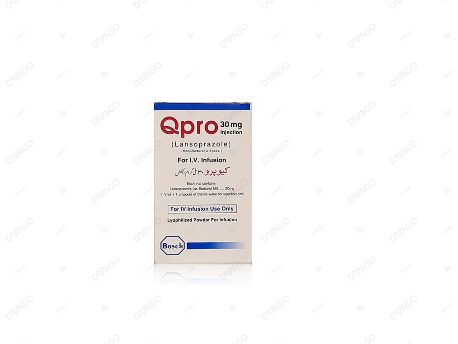 Qpro Injection 30mg 1 Vial