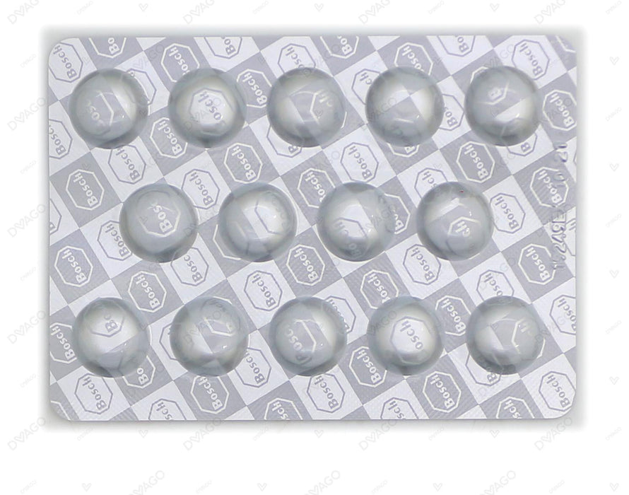 Zentro Tablets 40mg 14's