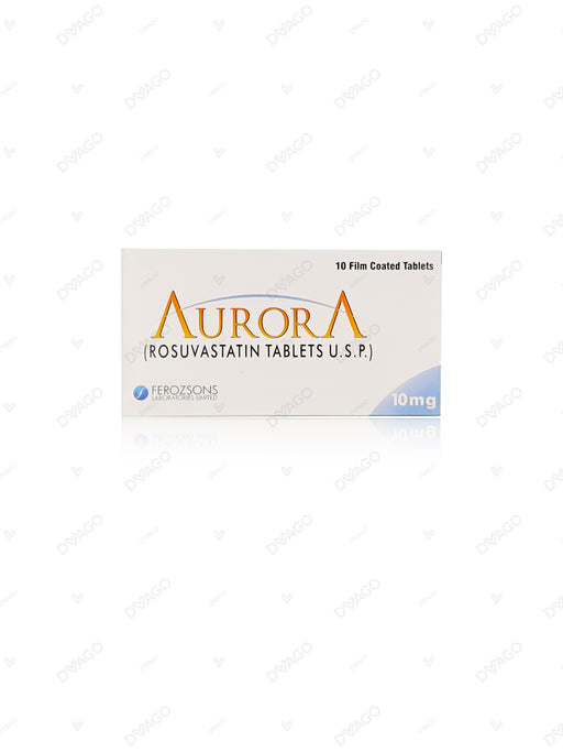 Aurora Tablets 10mg 10's