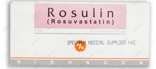 Rosulin Tablets 5mg 10's