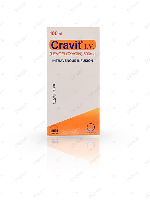 Cravit Injection 500mg