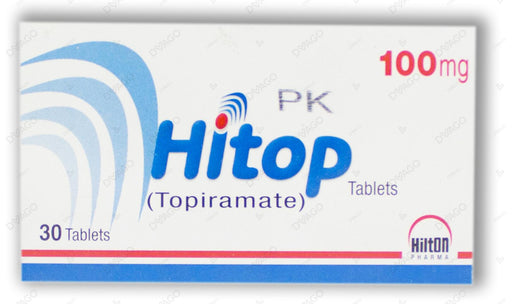 Hitop Tablets 100mg 30's