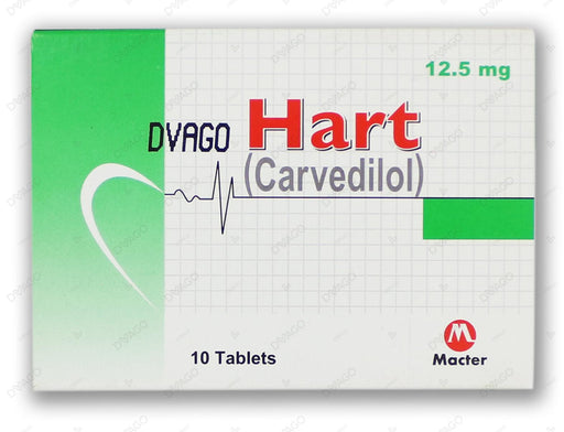 Hart Tablets 12.5mg 10's