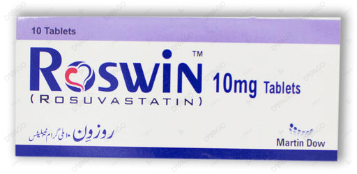 Roswin Tablets 10mg 10's