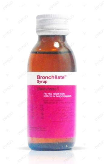 Bronchilate Syrup 60ml