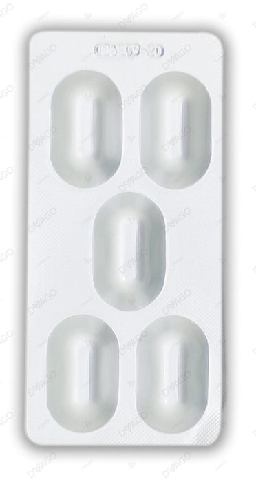 Locus Tablets 500mg 10's
