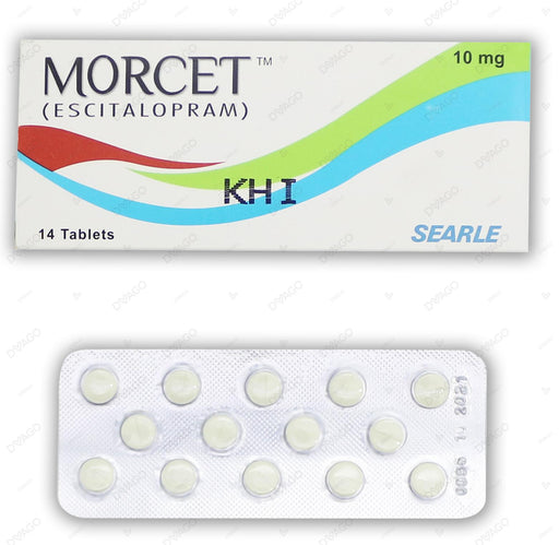 Morcet Tablets 10mg 14's