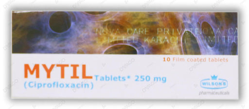 Mytil Tablets 250mg 10's