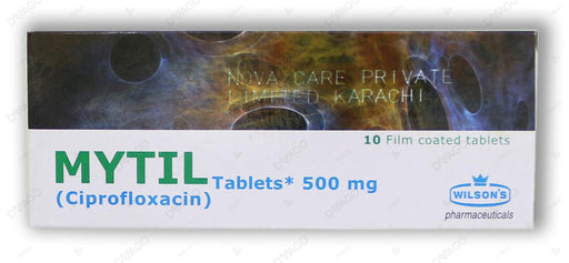 Mytil Tablets 500mg 10's