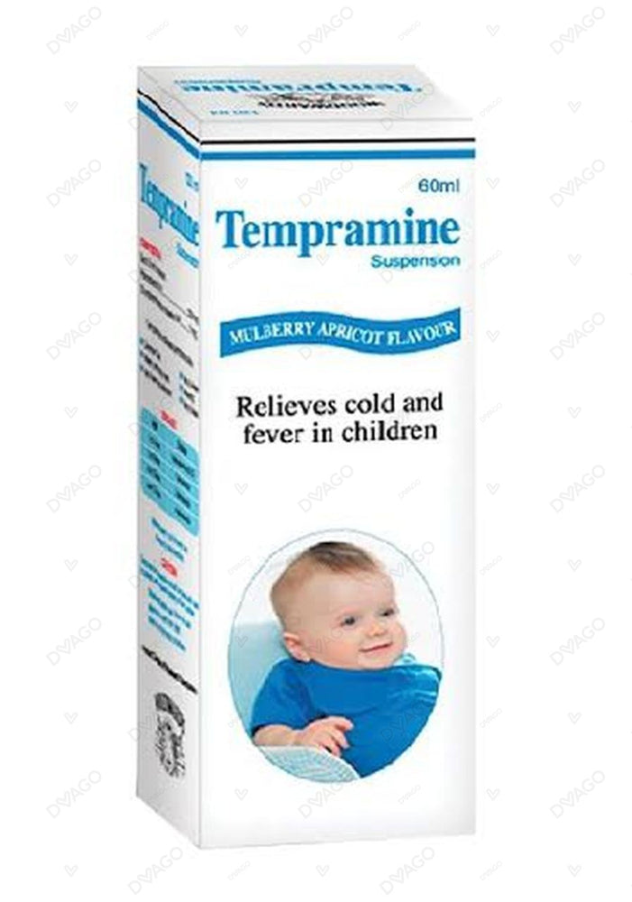 Tempramine Suspension 60ml