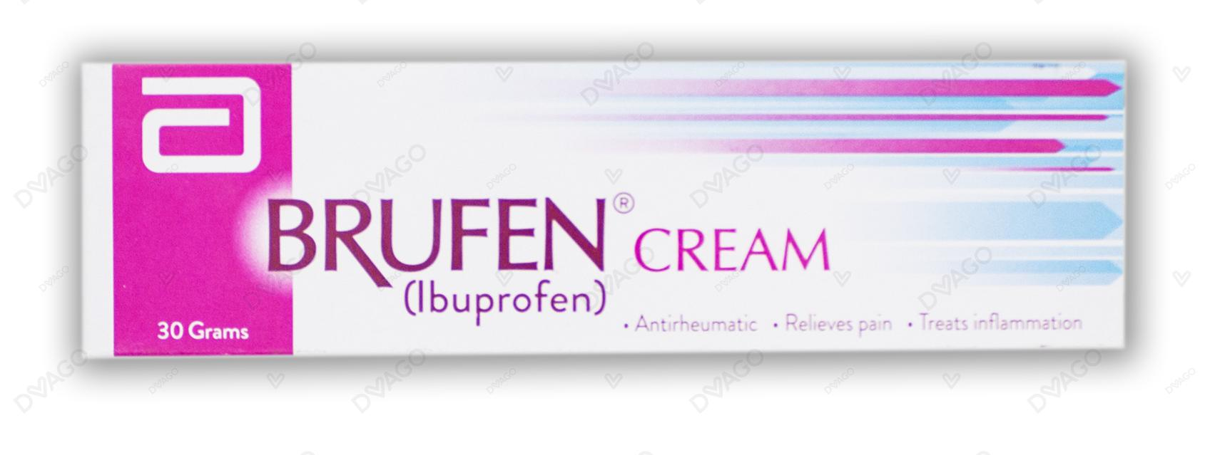 Brufen Cream 30gs