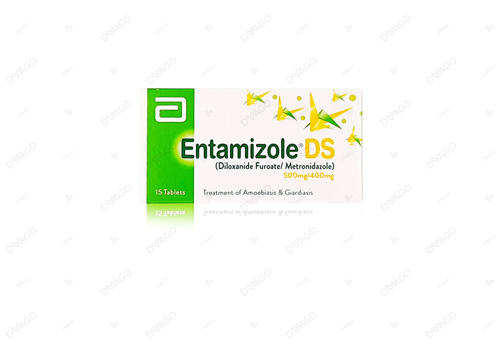 Entamizole Tablets Ds 15's