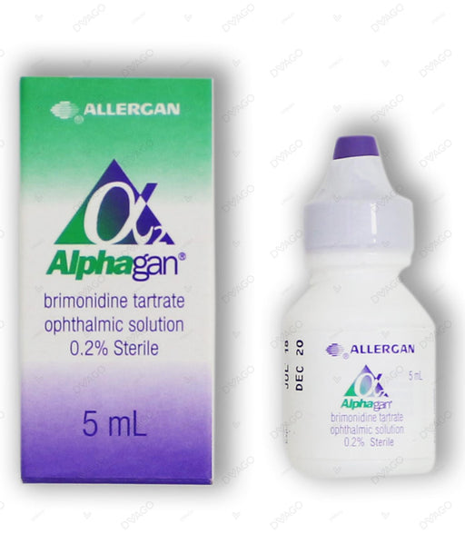 Alphagan Eye Drop 5ml