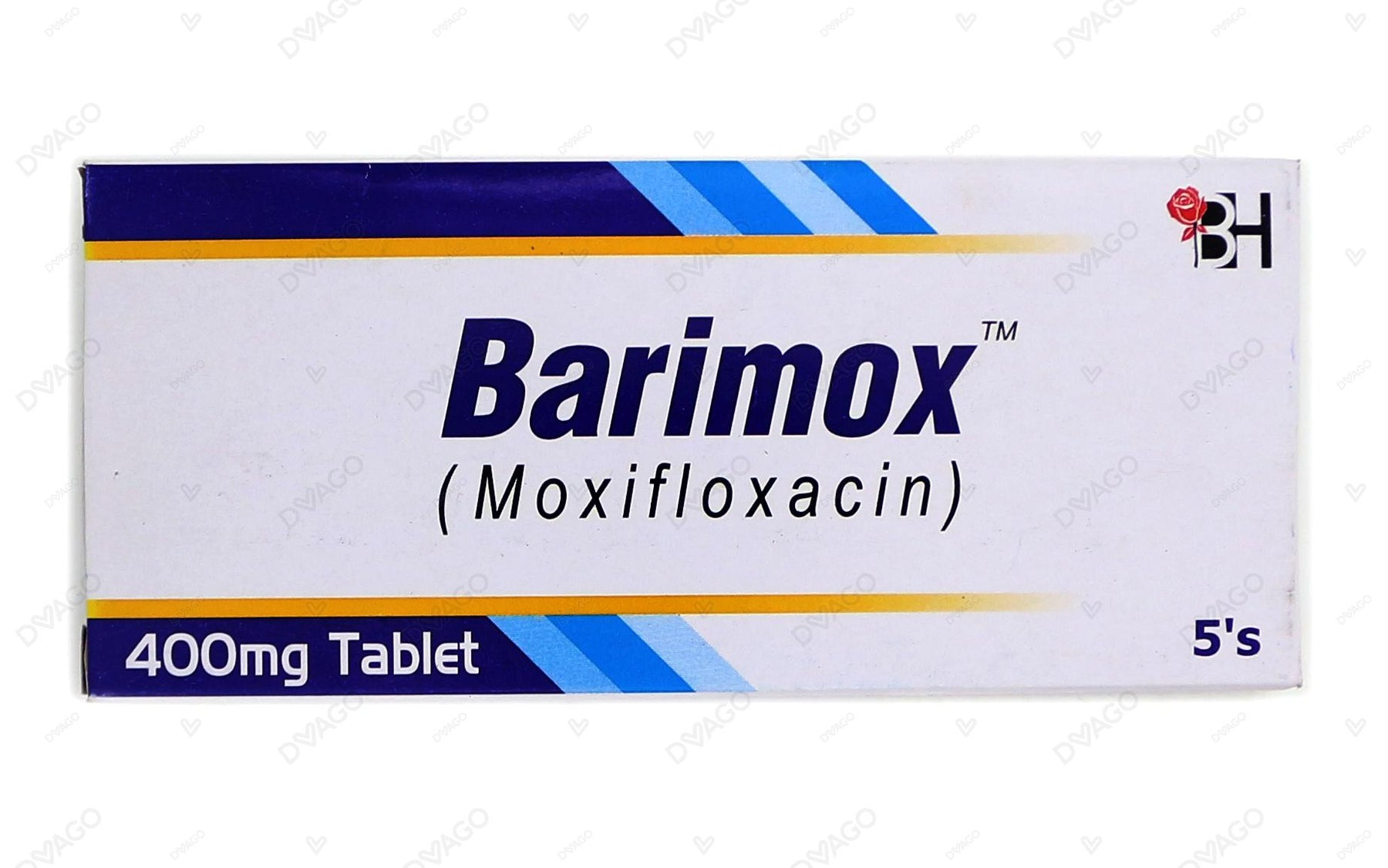 Barimox Tablets 400mg 5's