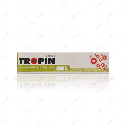 TROPIN 4000 1PRE FILLED SYR 1S
