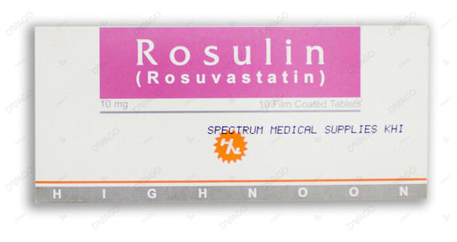 Rosulin Tablets 10mg 10's