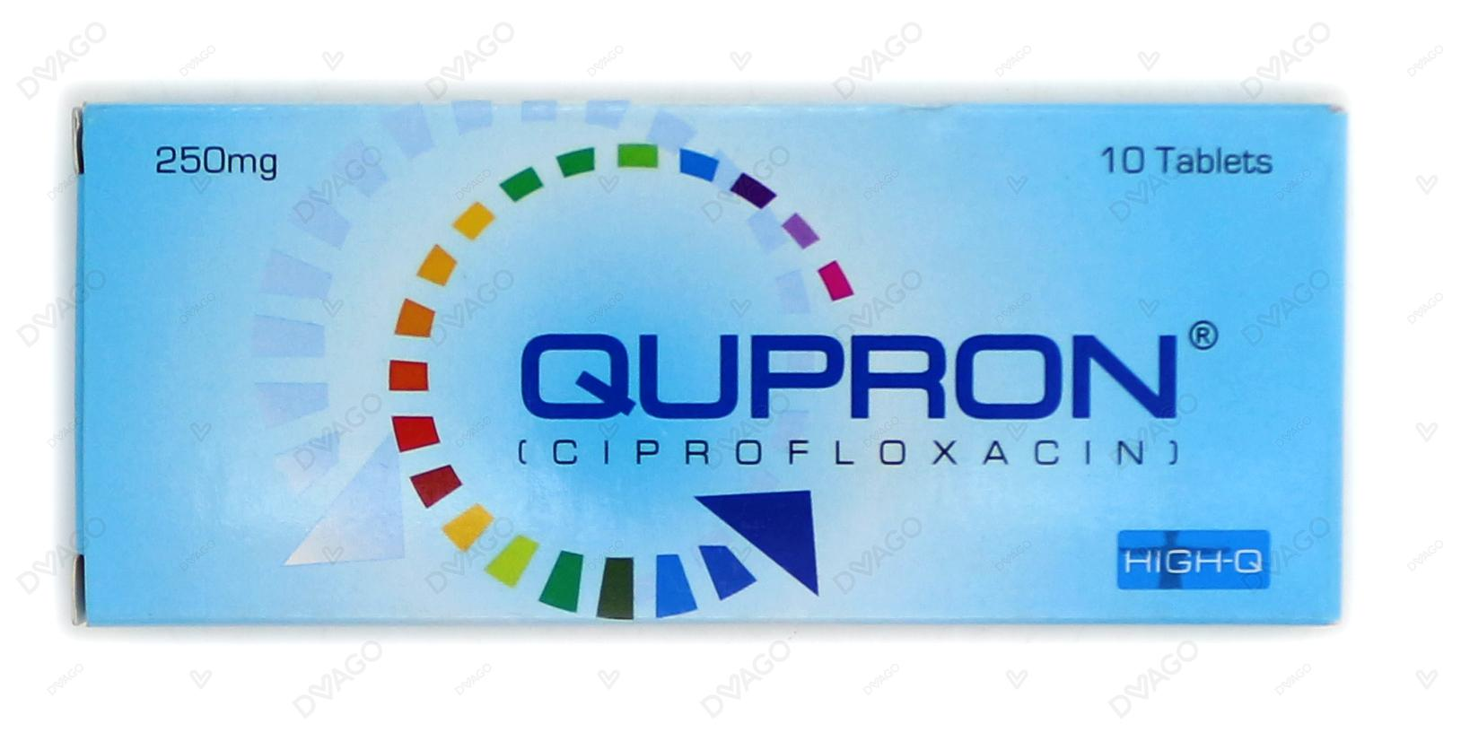 Qupron Tablets 250mg 10's
