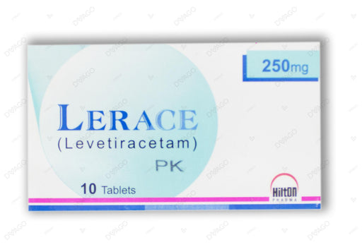 Lerace Tablets 250mg 10's