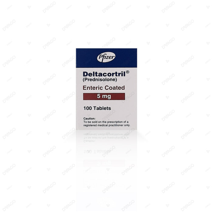 Deltacortril Tablets 100's