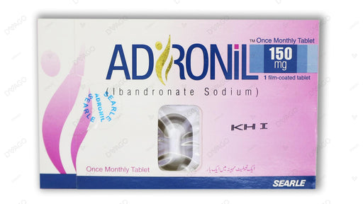 Adronil Tablets 150mg