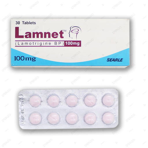 Lamnet Tablets 100mg 30's