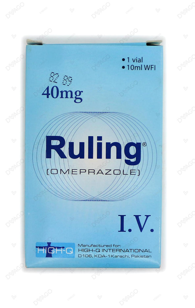 Ruling Inf 40mg 1 Vial