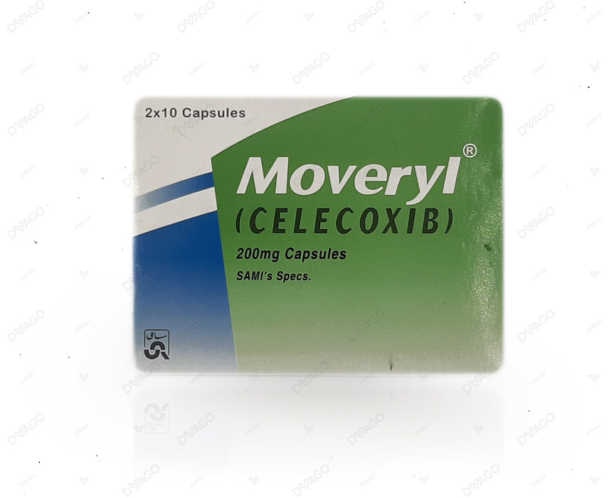 Moveryl Cap 200 MG 20's