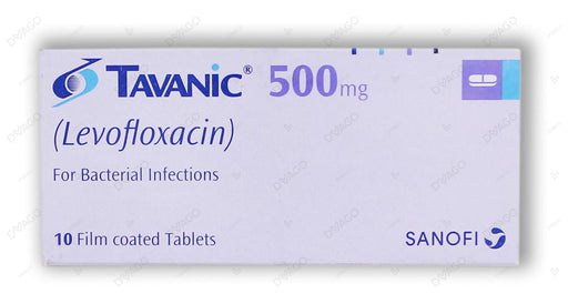 Tavanic Tablets 500mg 10's