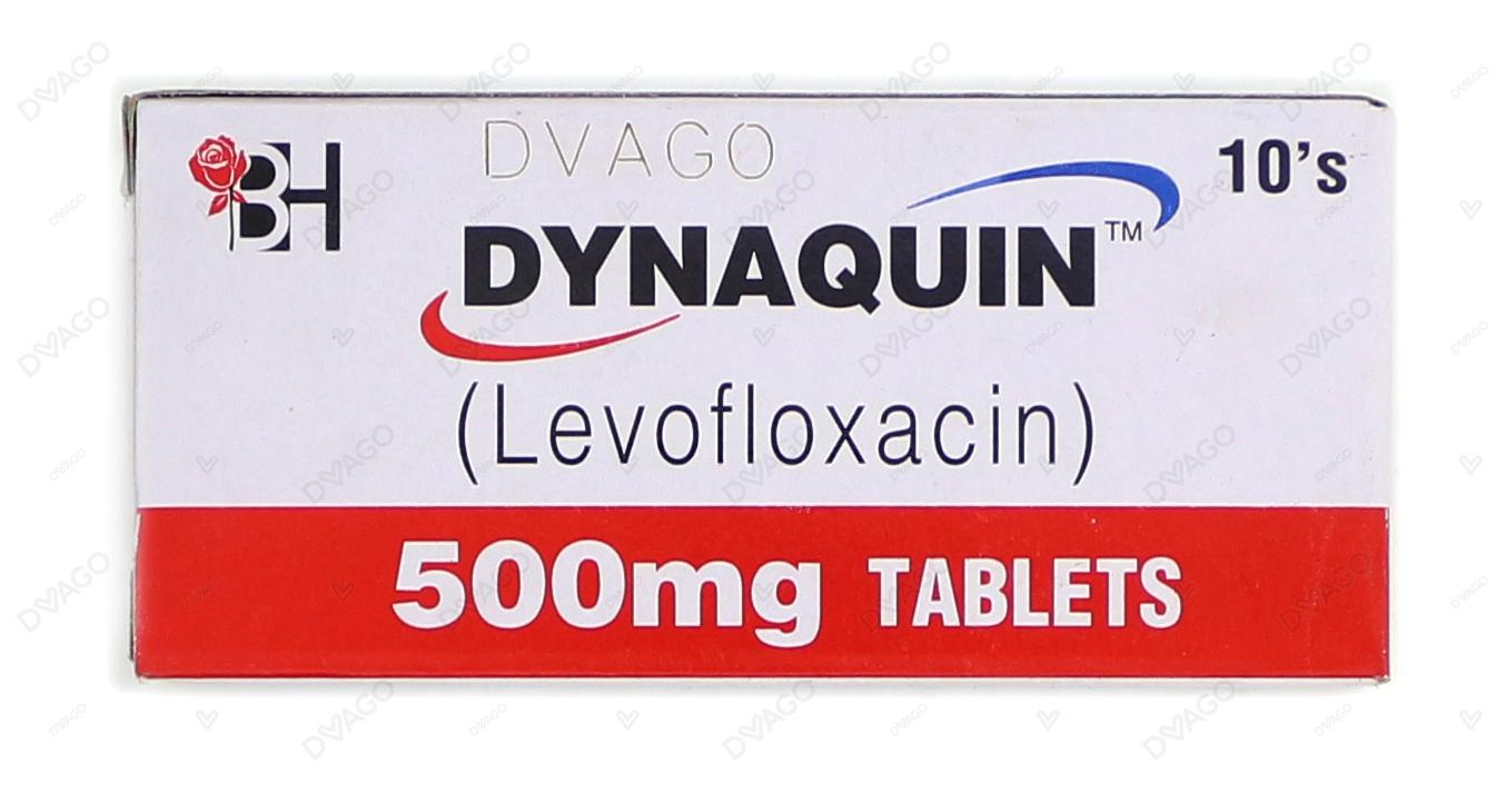 Dynaquin Tablets 500mg 10's