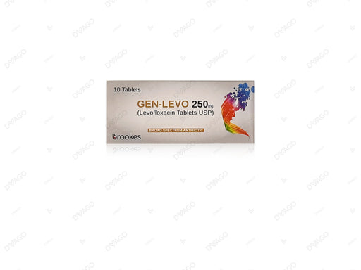 Gen-Levo Tablets 250mg 10's