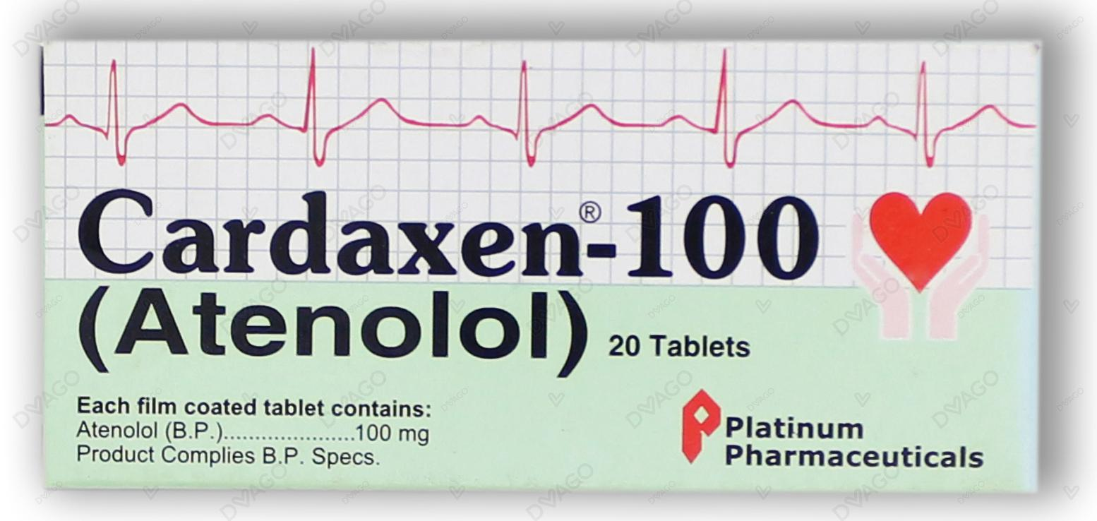 Cardaxen Tablets 100mg 20's