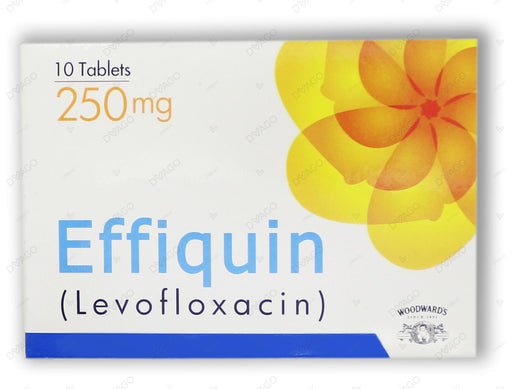 Effiquin Tablets 250mg 10's